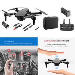 Foldable Mini RC Drone HD Camera RC Quadcopter Remote for Adults and Kids $30.36
