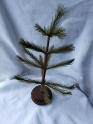 VINTAGE TREE CHRISTMAS RETRO FEATHER TREE COLLECTIBLE $58.00