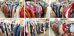 Over 50 LBs of NEW WITH TAGS Clothes Men Women Kids OVERSTOCK CLEAROUT 50 Piece $200.00