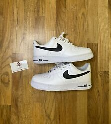 Air Force 1 Black White Size 9.5 315122 111 $85.00