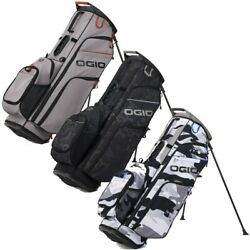 NEW Ogio Golf 2021 Woode 8 Hybrid Stand Carry Bag 8 way Top Pick the Color $239.99