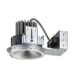 Juno Lighting Indy 8quot; Commercial Recessed LED 2300Lm Parabolic Reflector Trim
