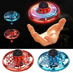 Mini Smart Infrared RC Helicopters Flying Drone Kids Hand Motion Control UFO Bal $19.98