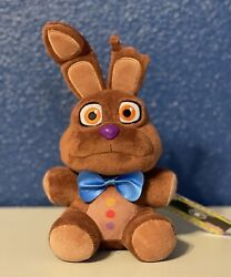 Chocolate Bonnie Five Nights at Freddys New Funko Plush Walmart Exclusive FNAF🌟 $30.98