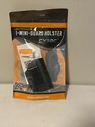 Cytac I Mini Guard Holster Fits Samp;W Bodyguard 380 with Crimson Trace Laser New $18.00