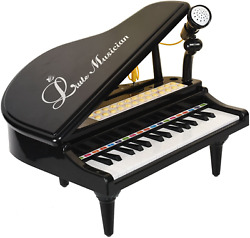 Rabing Baby Piano Keyboard Toy 31 Keys Multi Function Electronic Toy Piano for GBP 35.32