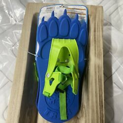 Airhead Snow Products MONSTA TRAX Kids Snowshoes for Boys and Girls $19.99