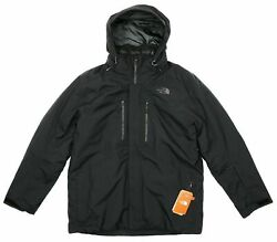 The North Face Clement Triclimate TNF Black Ski Snowboard Jacket Coat MEN XL $180.00