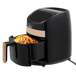 Hot Air Fryer Oven 3.2 QT Electric Oil Less 1400W Touch Screen 5Core AF320 $63.63