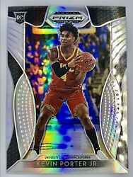 2019 20 Panini Kevin Porter Jr. Silver Prizm Rookie Card RC Houston Rockets 🚀 $27.49