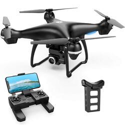Holy Stone HS100 Drone with 2K FHD Camera Large RC Quadcopter FPV GPS Follow Me $99.90