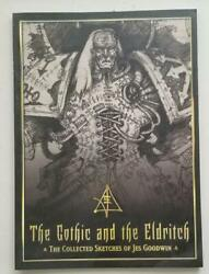 GW Black Library The Gothic and the Eldritch Sketchbook of Jes Goodwin VG 2001