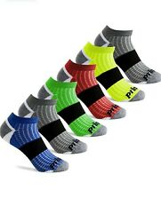 Prince Boys Socks 6 pair Low Cut Athletic Sports Cushion Size 3 9 A13 $9.99
