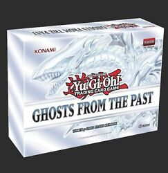 YuGiOh Ghosts from the Past Mini Box PRE SALE SHIP 4 16 2021 $28.99
