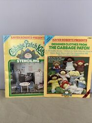 Designer Clothes From Cabbage Patch Kids Pattern Book Xavier Roberts 1984 #7686