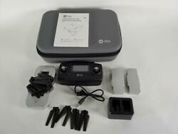 Holy Stone HS510 GPS Drone for Adults with 4K UHD Wifi Camera Grey Preowned $111.23