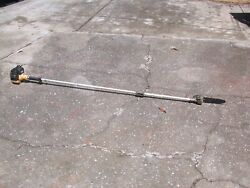 Cub Cadet Commercial Pole Saw 10 ft with 12quot; bar