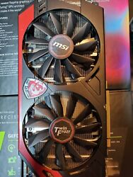 MSI Gaming G Series Radeon R9 280X GAMING 3GB Twin Frozr Graphics Card Tested $149.00