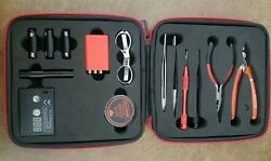 Coil Master Original DIY Kit Perfect All In One Kit USA SELLER AUTHENTIC $17.95