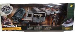 True Heroes Sentinel 1 Sentry Outpost Helicopter Toys R Us Exclusive NIB plus $75.00