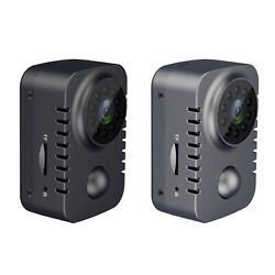 1080P HD Micro Camera Back Clip Home Security Cam Camcorder Outdoor $23.60