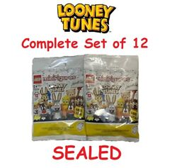 LEGO Looney Tunes Collectible Minifigures 71030 Complete Set of 12 🔥IN HAND🔥 $67.99