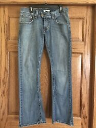 Levis 542 Womens Low Flare 8M 2 PAIR $24.90