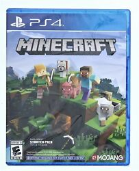 Minecraft For PS4 $29.99