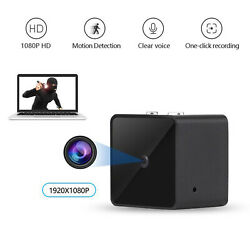 1080P Small Camera Personal Pocket Video Camera with Audio Loop Recording $23.47