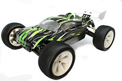 Himoto Ziegz 1:8 Scale RTR RC Brushless 4WD Truggy With 3s Lipo $418.52