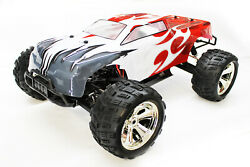 Himoto Combat 1:8 Scale RTR RC Brushless Powered 4WD Monster Truck With 3s Lipo $418.52