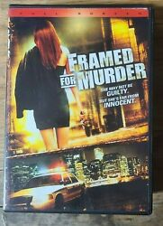 Framed for Murder Full Screen 60% OFF 4 DVDs Free Shipping $2 Each $4.99