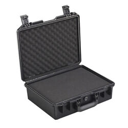 Waterproof Hard Case with Foam Insert for Pistol Small Drone CamcorderCamera $59.99