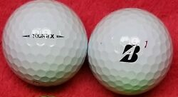 12 of the 2019 Bridgestone Tour BX used in Grade AAAAA Cond. Tour B X $19.50