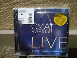 CMA AWARDS LIVE CMA AWARDS LIVE DVD NEW
