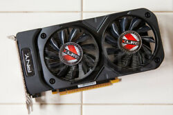 PNY Nvidia GeForce GTX 1050 Ti 4GB GPU VRAM XLR8 Graphics Card PC Gaming Used $259.50