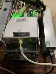 Bitmain Antminer S9 13.5 TH s with AC 220V 1600W Power Supply In Hand $700.00