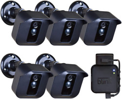 5 Pack Blink Outdoor Camera Mount Bracket Full Weather Proof Housing Mount Sync $38.99