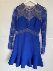 Women#x27;s Three floor Designer cocktail party dress Size UK 10