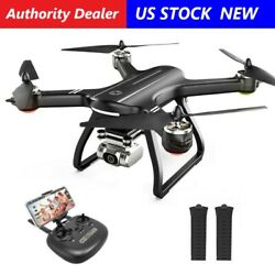 Holy Stone HS700D RC Drone With 4K HD Camera FPV GPS Quadcopter Brushless Motor $239.40