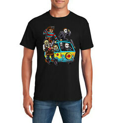 Scary halloween Funny T shirt $14.00