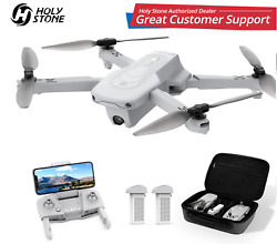 Holy Stone HS175 Drone with 2K HD Camera 5G Wifi FPV RC Quadcopter 2 Batteries $236.00