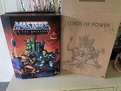 MOTU Lords of Power Power Con 2020 BOX ONLY SHIPS FREE Powercon He Man $59.99