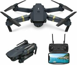 E58 Drone X Pro Wifi 4K HD Camera with Battery Foldable Selfie RC Quadcopter Set $31.99