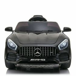 12V Kids Ride On Car Mercedes AMG GT Electric Motorized Vehicle w Remote MP3 New $135.99