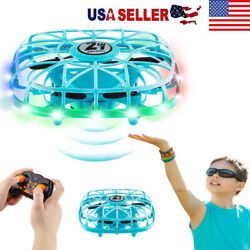 2 in 1 360° Rotating Mini Drone Hand Controlled Remote Control Drone for Kids $17.47