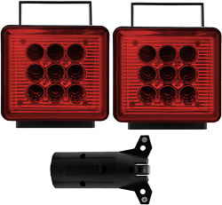 Bully Nv 5164 Wireless Led Towing Lights Trailer Lights With Built In Antenna $153.99
