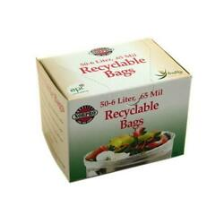 Recyclable Compost Bags 50 Pk. $11.99