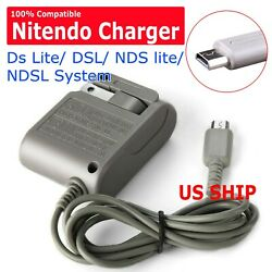 New AC Adapter Home Wall Charger Cable for Nintendo Ds Lite DSL NDS lite NDSL $4.25