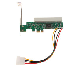 High Efficiency PCI Express PCI E to PCI Riser Card Converter Adapter for PC $13.43